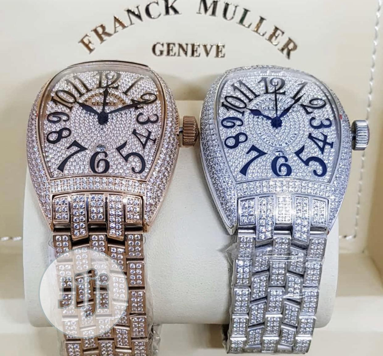 Archive: Franck Muller Wristwatch / Wrist Watch
