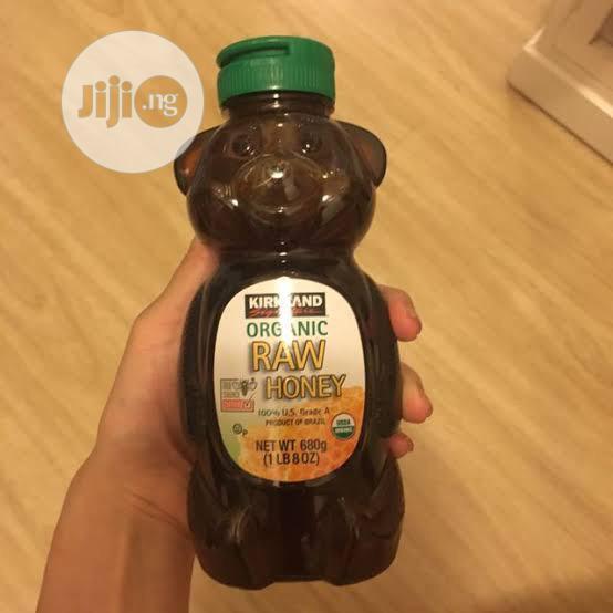 Archive: Kirkland Organic Raw Honey