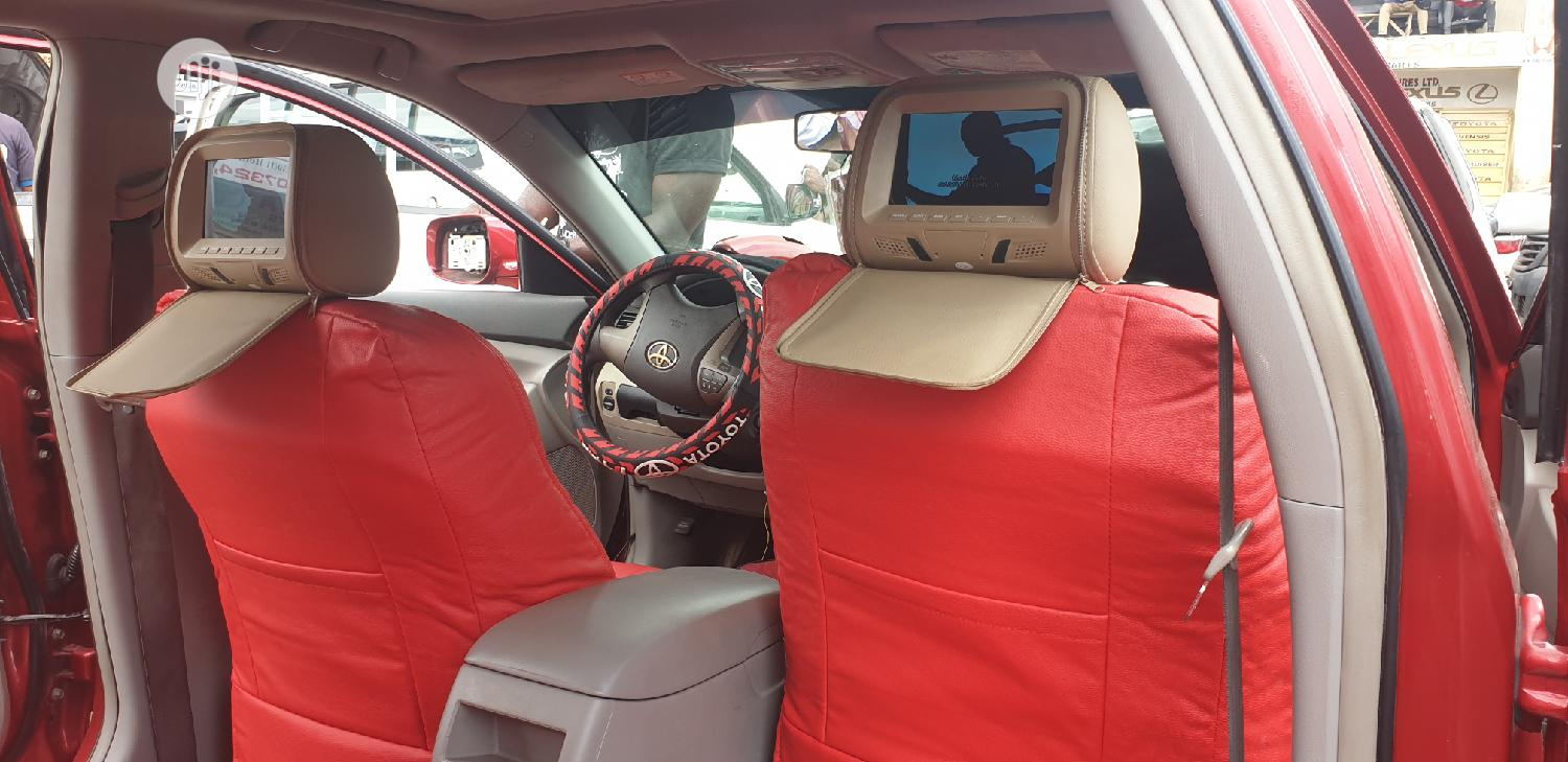 Archive: Toyota Camry Front And Back Seat DVD