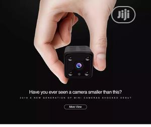 Loosafe Mini Wireless Hidden Camera Video Hd 720p Night Vision Spy | Security & Surveillance for sale in Lagos State, Ikeja