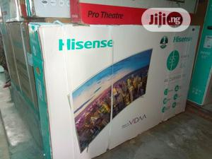 Hisense 55 Inch Curve | TV & DVD Equipment for sale in Lagos State, Ojo