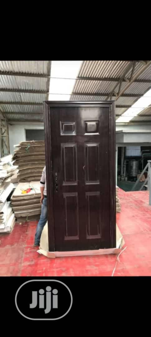Archive: Quality American Panel Door