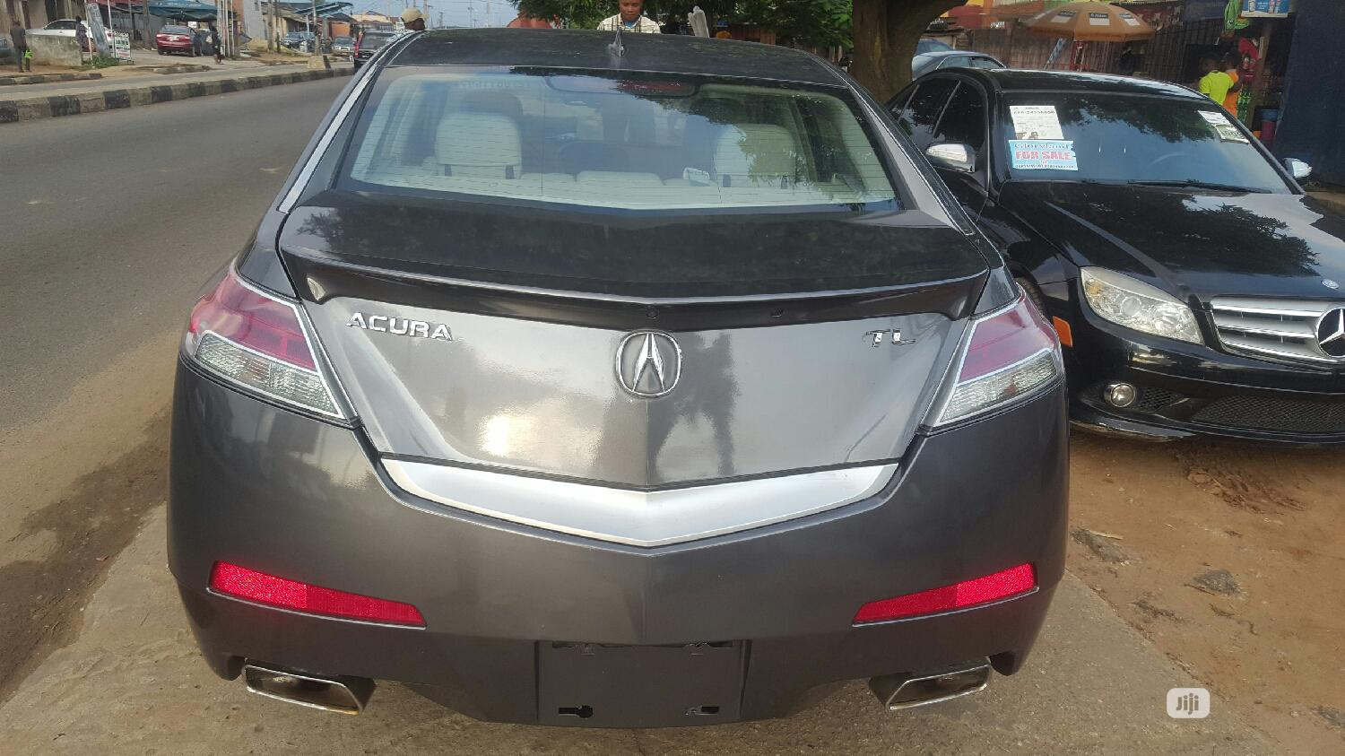 Honda TL 2009 Gray | Cars for sale in Lagos State, Nigeria