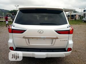 New Lexus LX 570 2018 White   Cars for sale in Abuja (FCT) State, Katampe