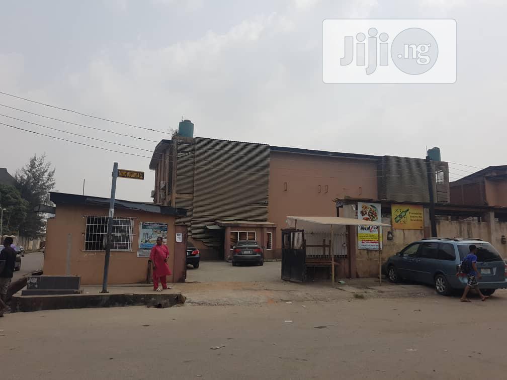 Functioning Hotel In Ire Akari Estate Isolo Lagos.