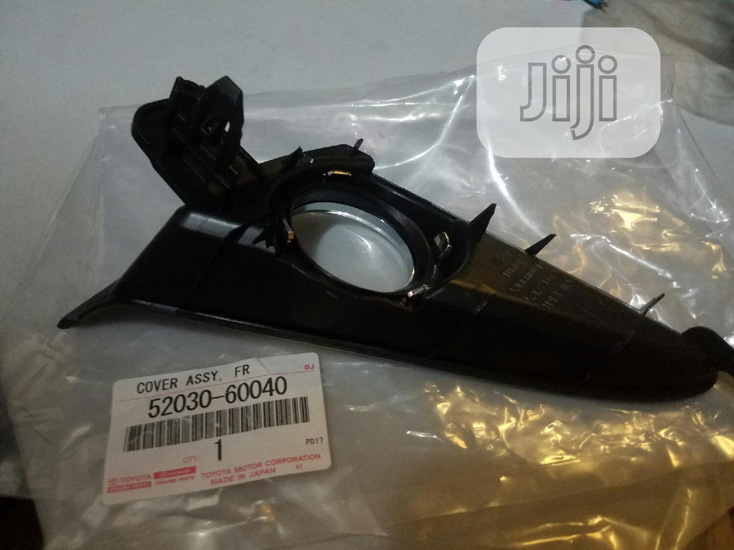 Archive: Original Fog Lamp Cover For Lexus Gx460 2015 To 2018