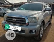 Toyota Sequoia 2008 Gray | Cars for sale in Abuja (FCT) State, Nyanya