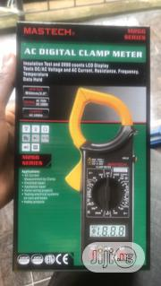 Mastech 266F Digital Clamp Meter | Measuring & Layout Tools for sale in Lagos State, Ojo