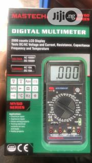 Mastech MY 64 Multimeter | Measuring & Layout Tools for sale in Lagos State, Ojo