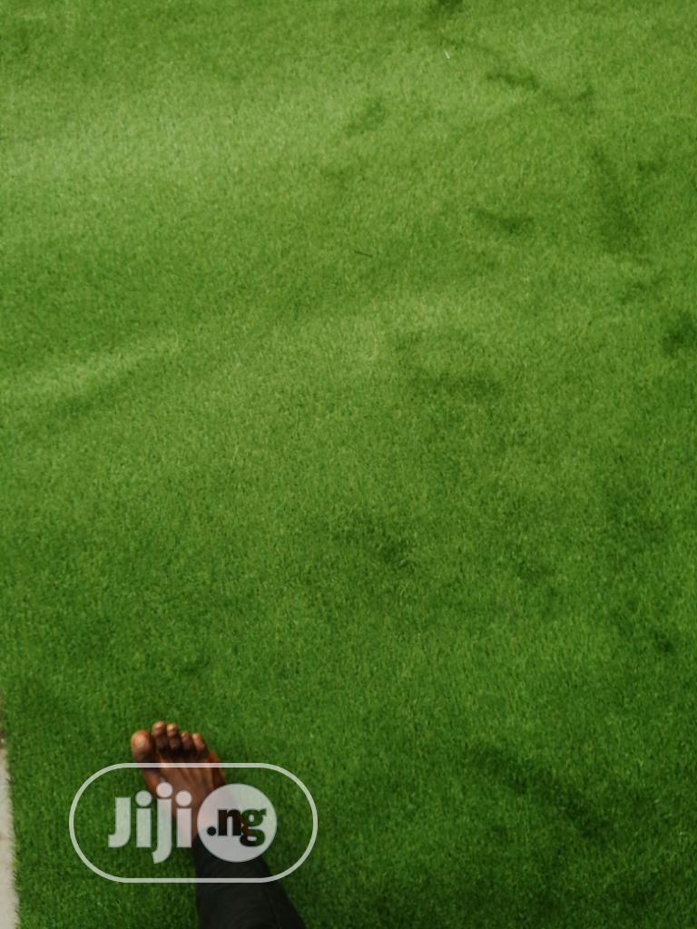 Synthetic Grass Rug