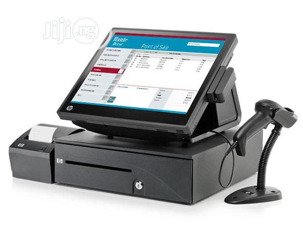Point Of Sale-pos System Touchscreen Bundle