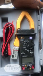 Mastech MS2001 Digital AC/DC Clamp Meter | Measuring & Layout Tools for sale in Lagos State, Ojo