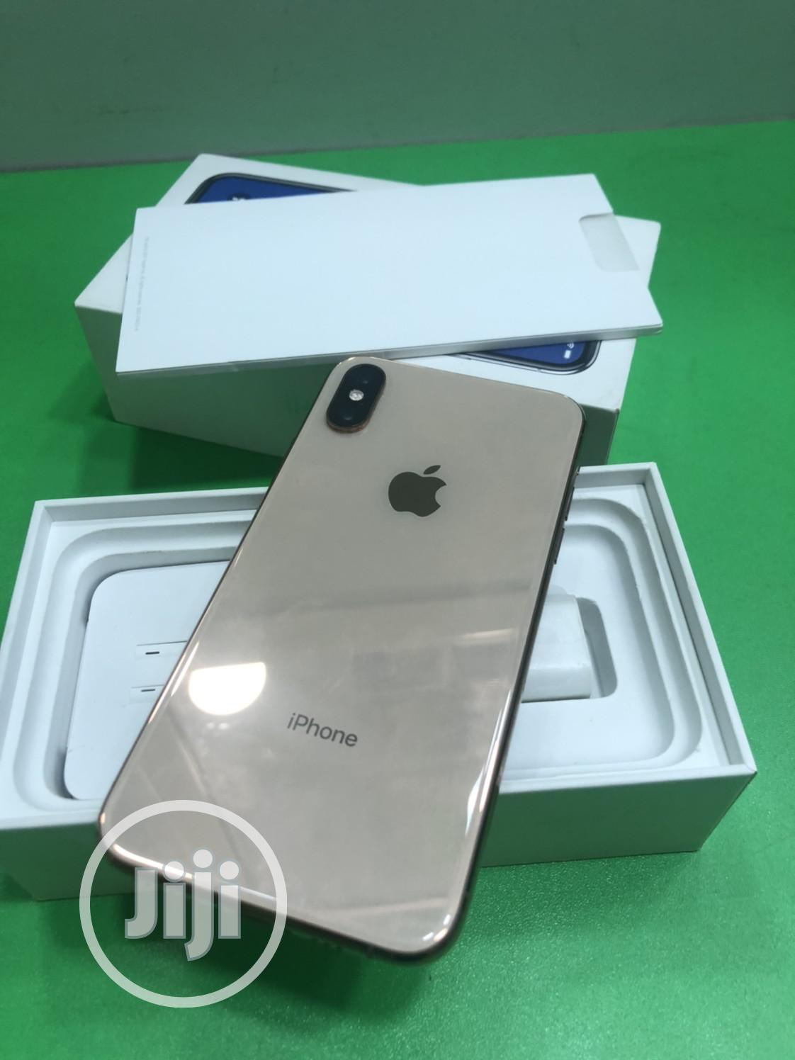Apple iPhone XS 64 GB Silver | Mobile Phones for sale in Ikeja, Lagos State, Nigeria