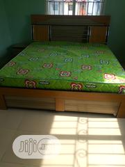6×5 Bed Frame Wt Original Mattress | Furniture for sale in Lagos State, Ojo