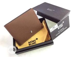 Montblanc Wallet | Bags for sale in Lagos State, Surulere