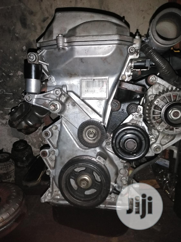 Toyota Corolla 2006 Model 4 Cylinder 1zz Engine Direct Japan