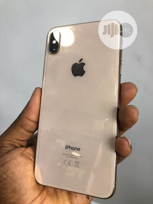 Apple iPhone XS Max 256 GB Gold   Mobile Phones for sale in Rivers State, Port-Harcourt