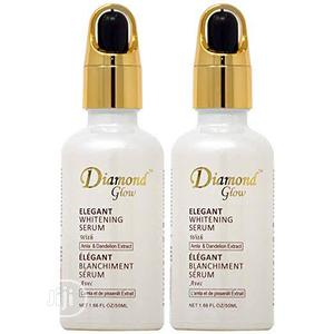 Diamond Glow Elegant Whitening Serum 1.66oz