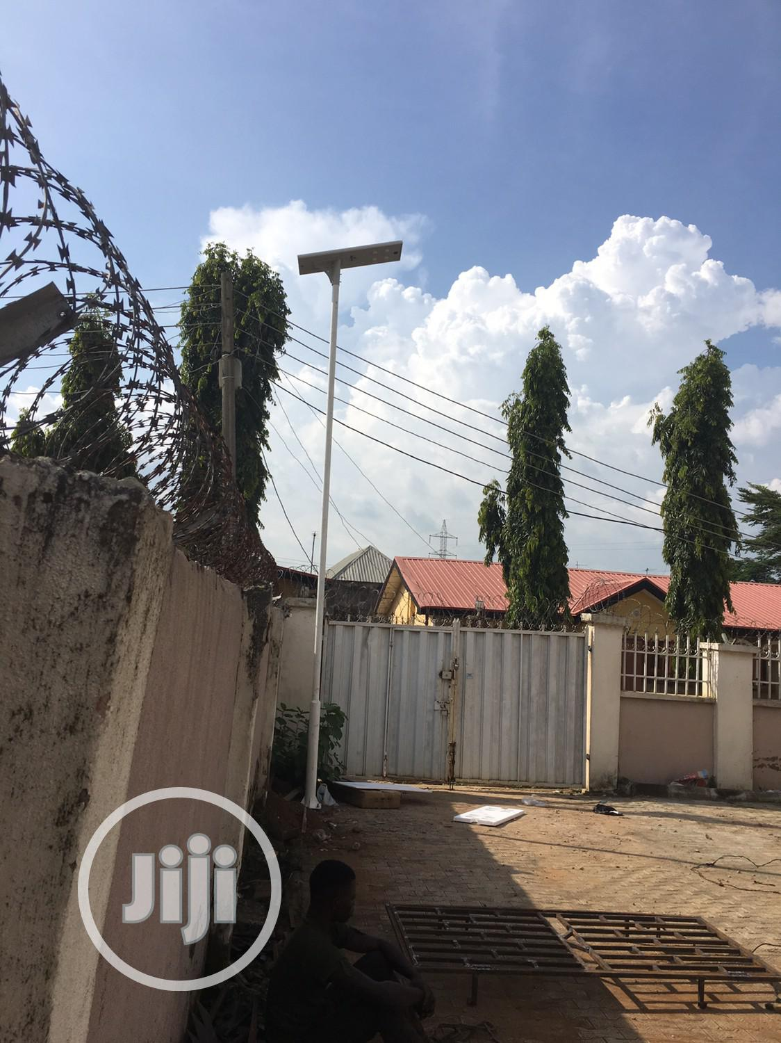 Archive: Solar Light For IDP Camp 60watts