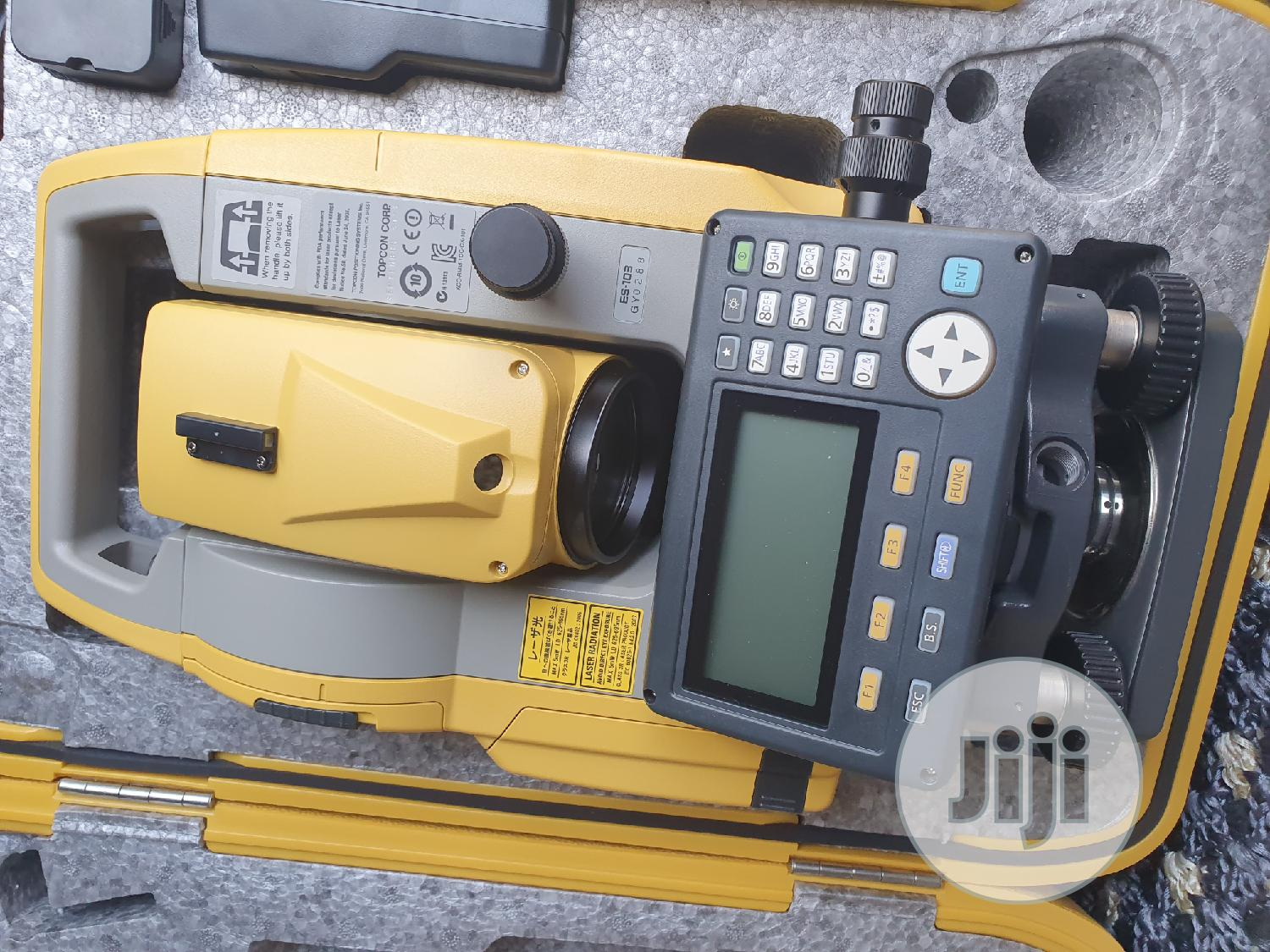 Total Station Topcon Es103   Measuring & Layout Tools for sale in Ojo, Lagos State, Nigeria