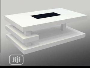 Luxury White Center Table   Furniture for sale in Lagos State, Ajah
