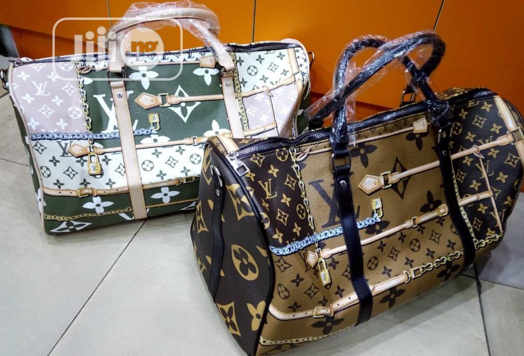 L.V Traveling Bag