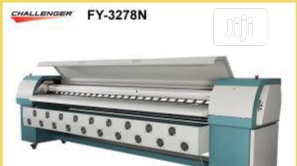 Challenger Printing Machine 10ft