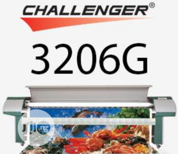 Challenger Printing Machine 10ft | Printing Equipment for sale in Ikeja, Lagos State, Nigeria