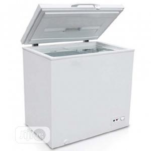 Midea 99L Single Door Chest Freezer HS-129C | Kitchen Appliances for sale in Lagos State, Ikeja
