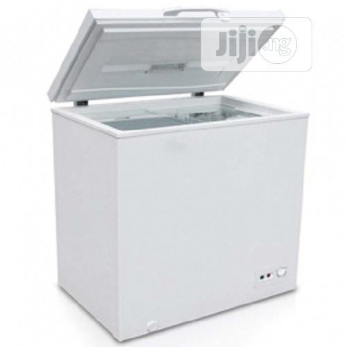 Midea 99L Single Door Chest Freezer HS-129C