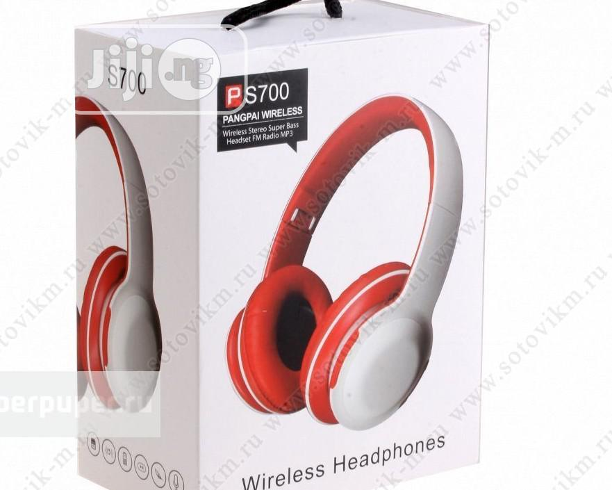 Portable Wireless Bluetooth Headphone FM Radio MP3
