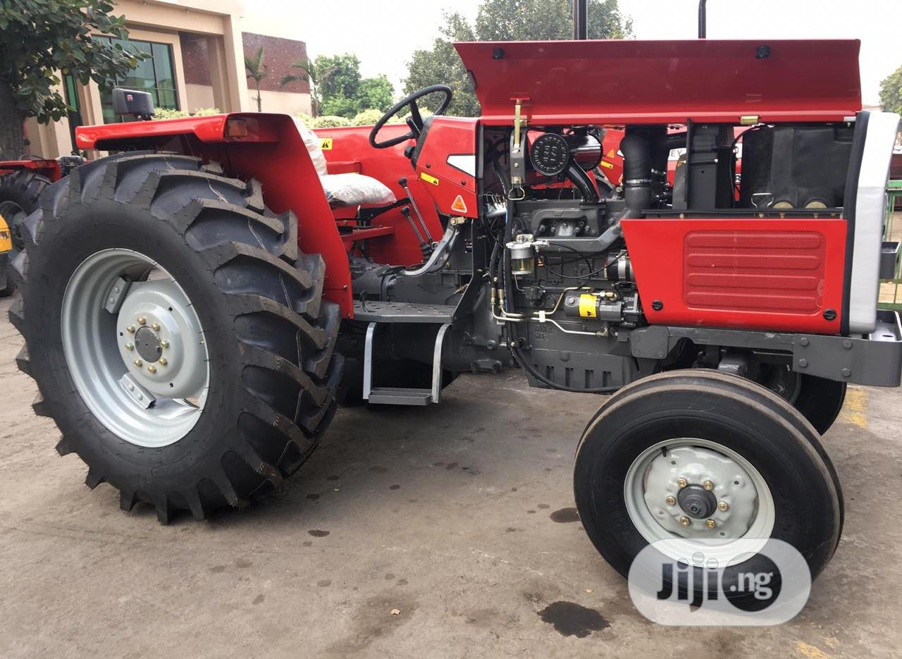 MF (375)Made in Pakistan Tractors