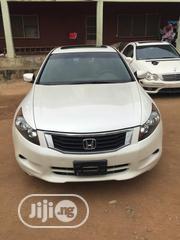 Honda Accord 2010 White | Cars for sale in Lagos State, Ikotun/Igando