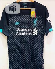 Authentic Liverpool FC Away Jersey | Clothing for sale in Kano State, Ajingi