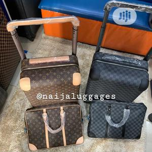 Original LV Luggage With Handbag | Bags for sale in Lagos State, Lagos Island (Eko)