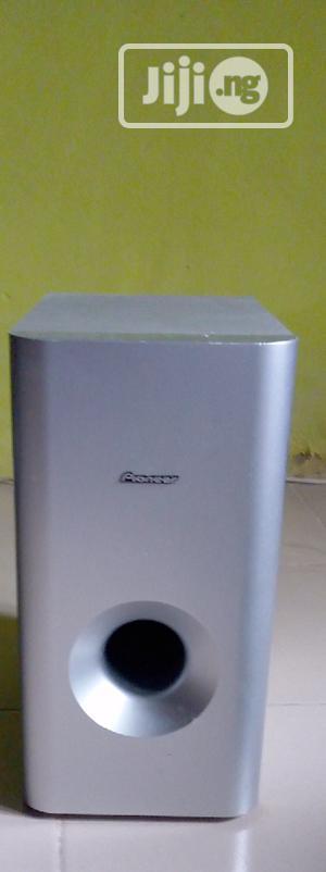 Pioneer Sub-Woofer Speaker   Audio & Music Equipment for sale in Lagos State, Alimosho