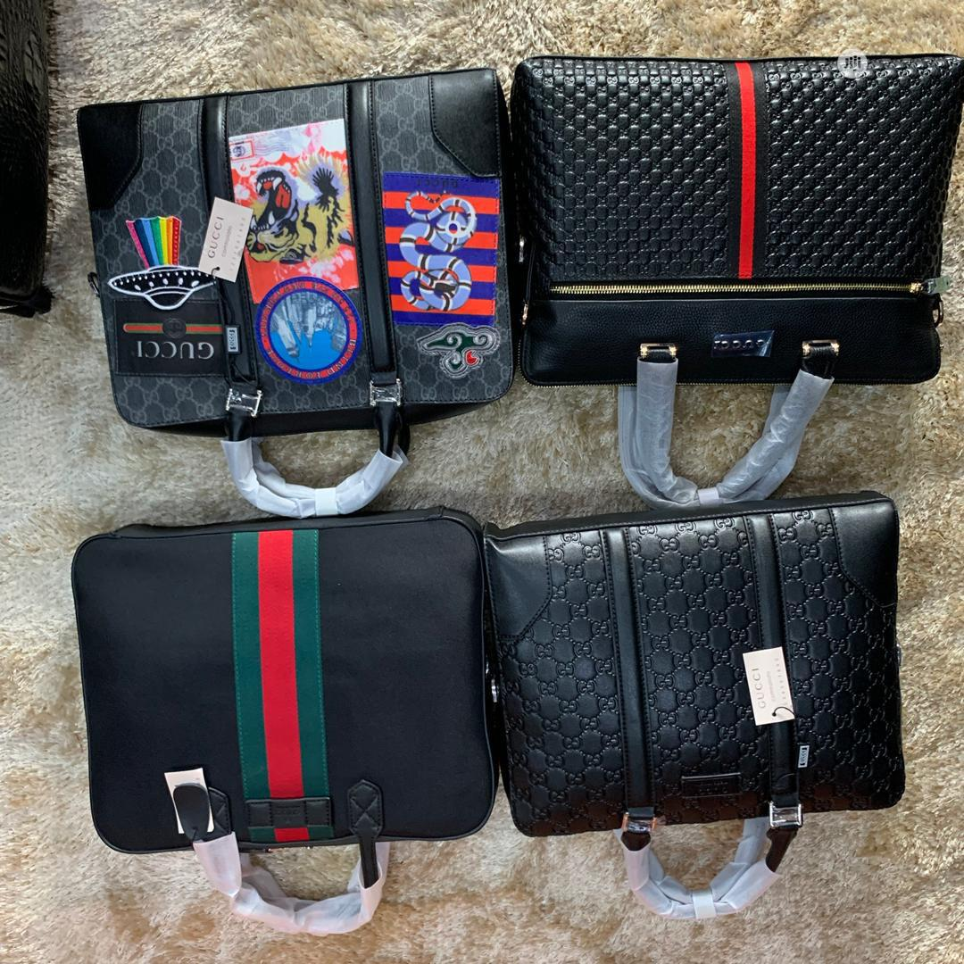 Gucci Laptop Office Bag Available as Seen Order Yours Now   Computer Accessories  for sale in Lagos Island (Eko), Lagos State, Nigeria