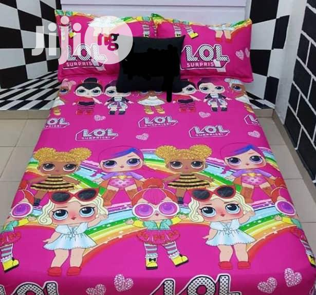 Character Bedspread 4/6 | Babies & Kids Accessories for sale in Lagos State, Nigeria