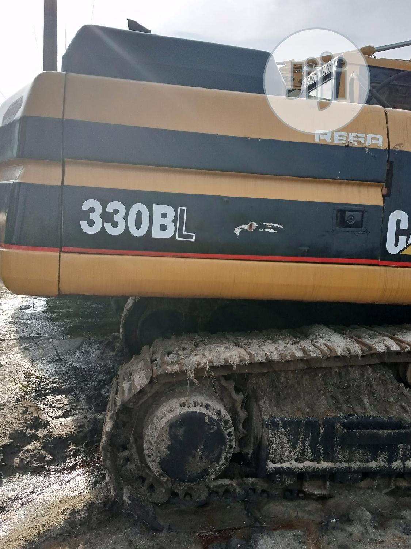 Big Bucket Excavator 330BL