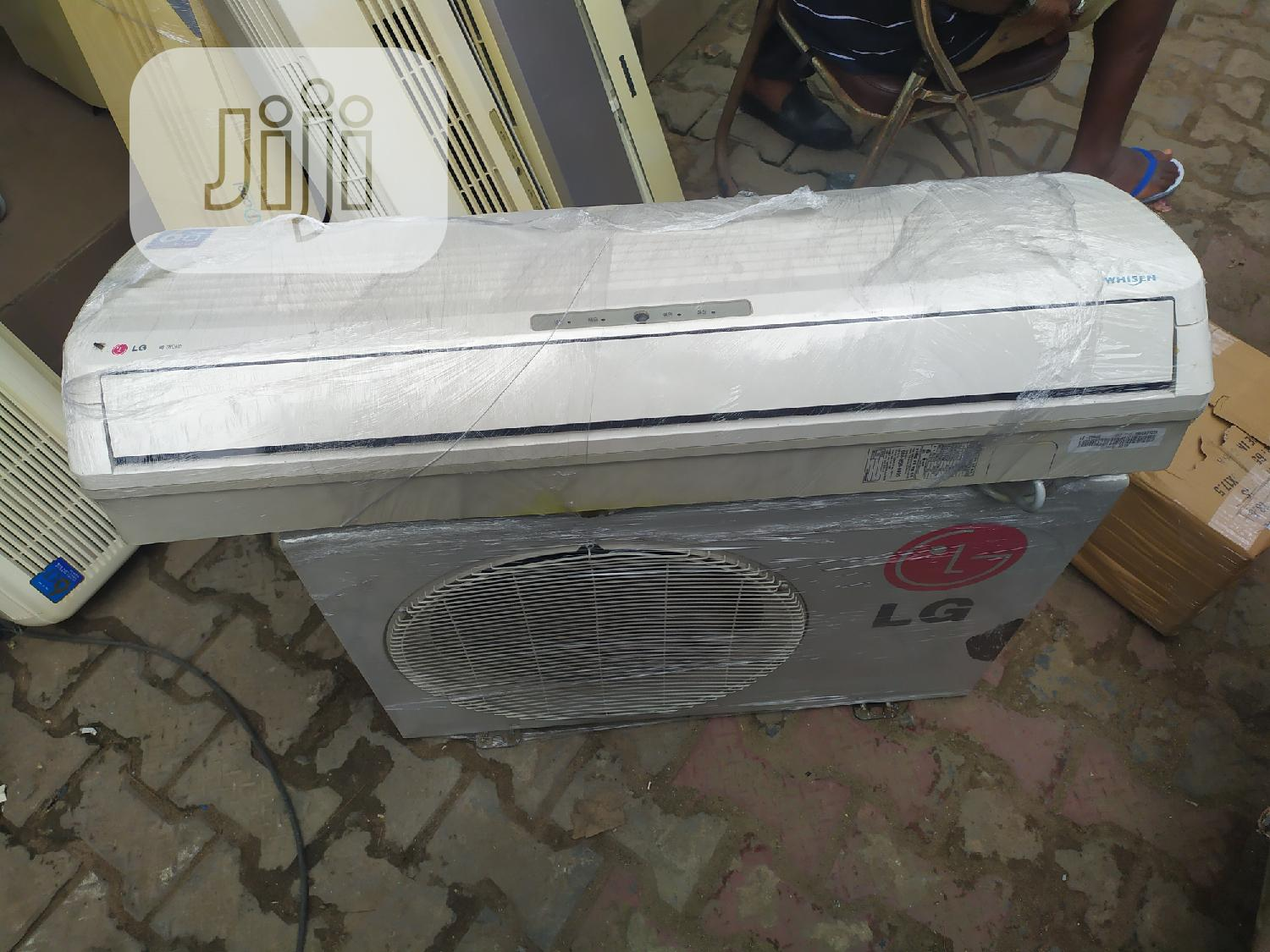 1.5hp LG Air Conditioner