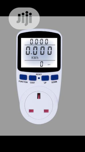 Power/ Watts Meter Energy Meter Electricity Usage Analyzer   Electrical Hand Tools for sale in Lagos State, Ikeja