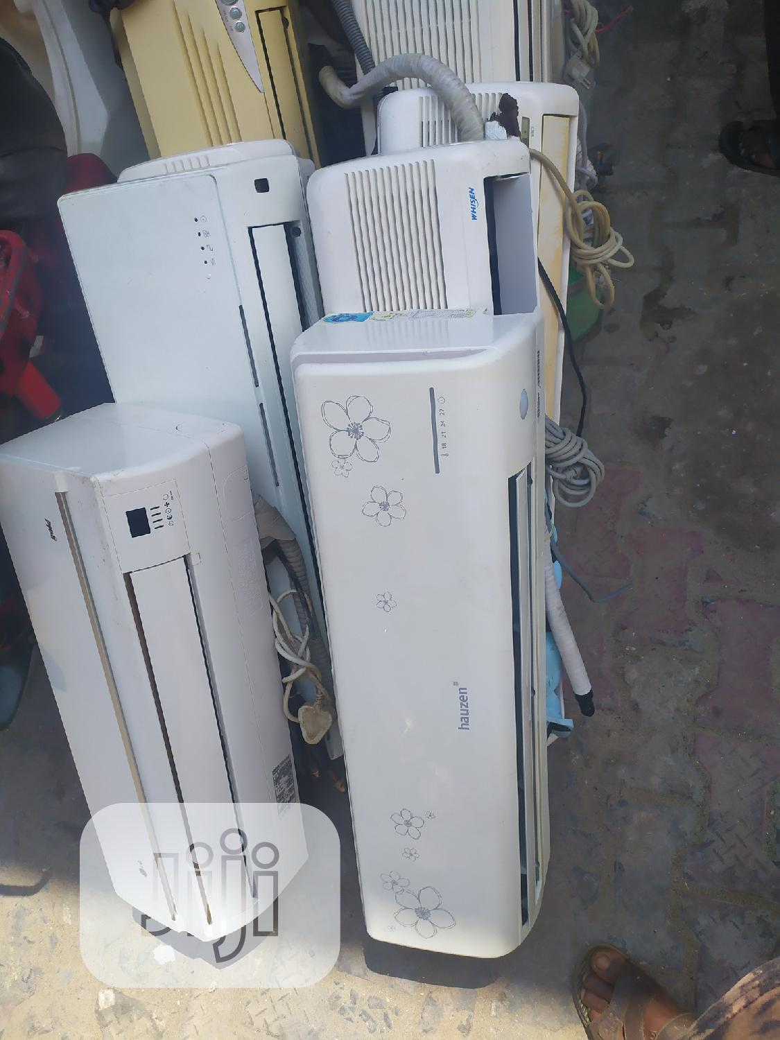 1HP Used Air Conditioners