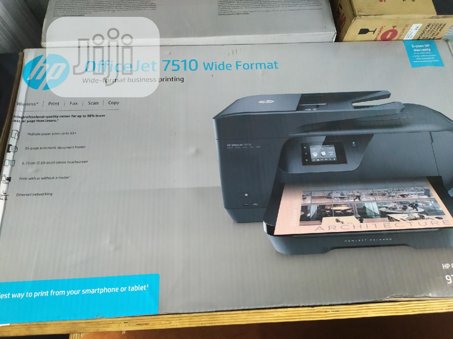 Archive: Hp Officejet 7510 A3 Printer