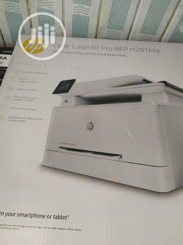 Hp Laserjet M281fdw | Printers & Scanners for sale in Apapa, Lagos State, Nigeria