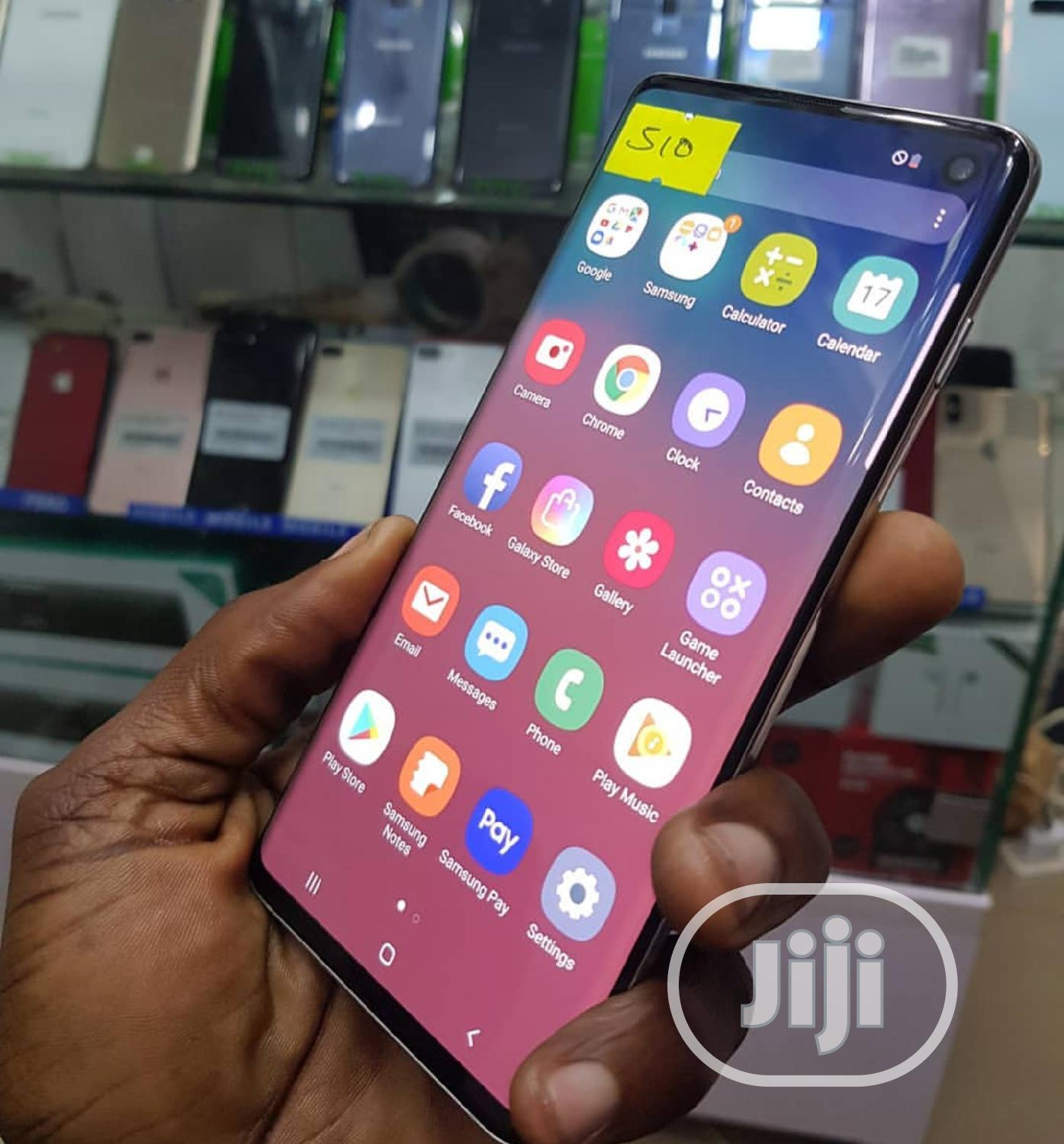 Samsung Galaxy S10 128 GB | Mobile Phones for sale in Ikeja, Lagos State, Nigeria