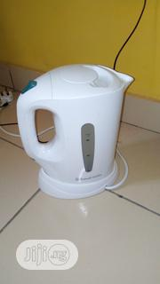 Russell Hobbs Electric Hug White Color Direct UK Use | Kitchen Appliances for sale in Lagos State, Ikotun/Igando