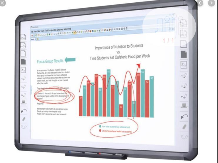 D-board Interactive Whiteboard 82-inch