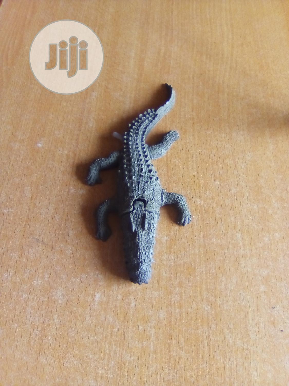 Crocodie For Aquerium