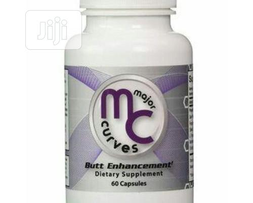 Major Curves Major Curves Butt Enlargement Capsules