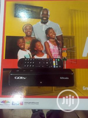Gotv Decoder + Antenna + Subscription | Accessories & Supplies for Electronics for sale in Rivers State, Port-Harcourt